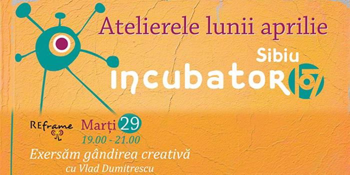 REframe @ Incubator107 Sibiu