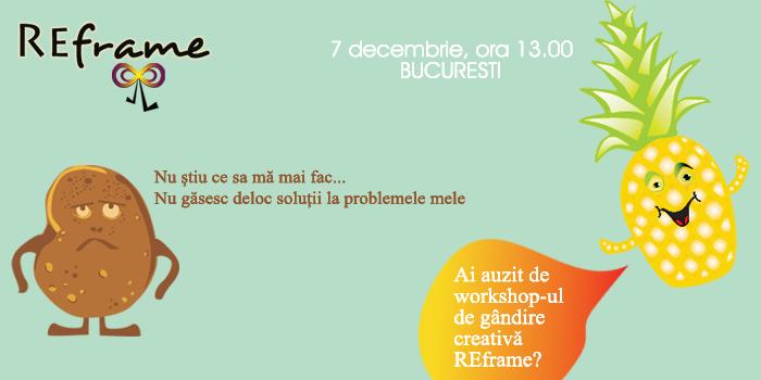 REframe @ București