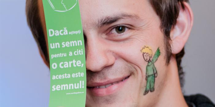 Interviu: Victor Miron (fondator Cărțile pe față)