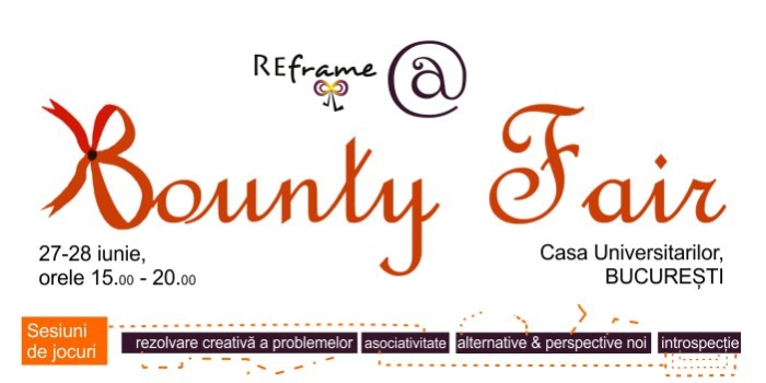 REframe @ Bounty Fair, București