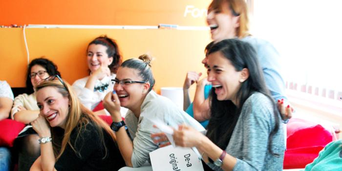 Dezvoltă creativ echipa oferindu-le experiența REframe