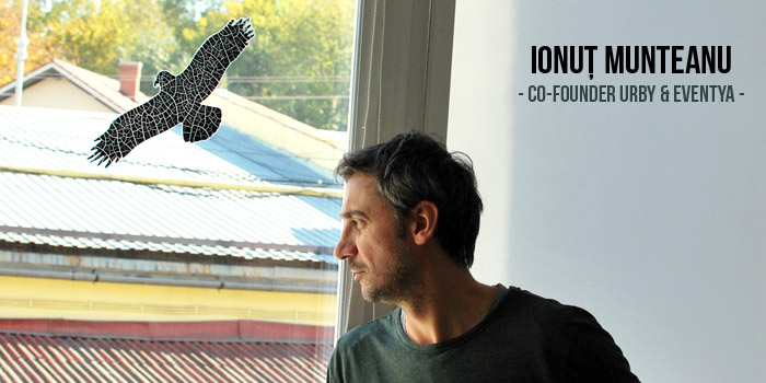 Interview: Ionuț Munteanu (Co-founder Urby & Eventya, IT)