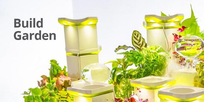 LeGrow – creative indoor garden system