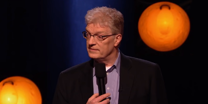 Finding your Element – with Sir Ken Robinson (creativity expert and educationalist)