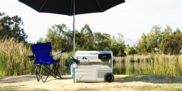 GoSun Chillest – forget about Ice, cool your food and drinks with the power of the Sun